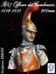 Alexandros Models Officier des Carabiniers, 1812- 1815