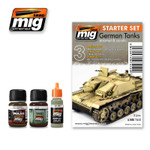 AMMO Of Mig - German Tanks Starter Set
