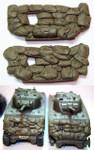 Value Gear Details M4A3 Sherman Sandbag Front #1