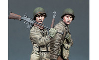 Alpine Miniatures - WWII US Infantry Set 2