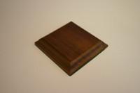 Wood Figure Flat Base