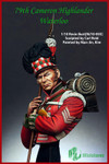 MJ Miniatures 79th Cameron Highlander,Waterloo