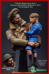 "MJ Miniatures ""I'll Be Home Soon Son"""