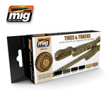 AMMO Of Mig Tires and Tracks