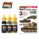 AMMO of Mig Afrika Corps Smart Acrylic Set