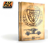 AK Interactive - Afrika Korp Profile Guide Book 1941 - 43