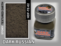 Wilder Dark Russian. Stony Textured Earth.