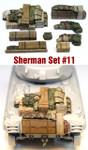 Value Gear Details - Sherman Engine Deck #11