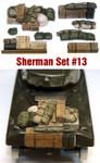 Value Gear Details - Sherman Engine Deck #13
