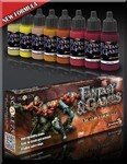 Scale 75 Creatures from Hell Paint Set