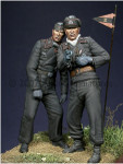 Alpine Miniatures - Early WW2 Panzer Crew Set