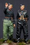 Alpine Miniatures - German Heer Panzer Crew Set