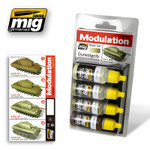 Ammo Of Mig - Dunkelgelb (Panzer Yellow) Modulation Set