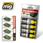 Ammo Of Mig - Olive Drab Modulation Set