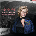 Life Miniatures - 'Bye Bye Baby', Marilyn Monroe In Korea for her USO tour 1954