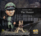 Nutsplanet - German Officer, The Hunter