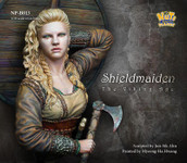 Nuts Planet Shield Maiden