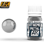 AK Interactive Xtreme Metal Aluminum Metallic Paint