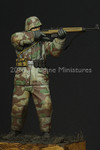 Alpine Miniatures - German Grenadier, Winter Dress
