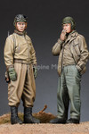 Alpine Miniatures US Tank Crew Set