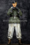 Alpine Miniatures - SS Panzer  Crew, Winter