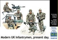 Master Box Models Modern UK Infantrymen Present Day