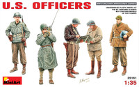 Miniart Models - US Officers