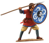 Wm. Britain Viking Shield Wall Defender No.4