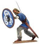Wm. Britain Viking Shield Wall Defender No.3