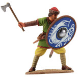 Wm. Britain Viking Shield Wall Defender No.2