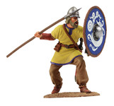 Wm. Britain Viking Shield Wall Defender No.1