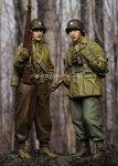 Alpine Minatures - U.S. Army Infantry Set