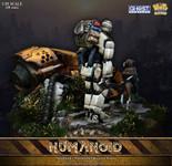 Nutsplanet - Humanoid & Dog