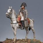 Metal Modeles Napoleon Mounted