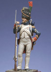 Metal Modeles - Sergeant of Foot Chasseurs of the Guard 1806