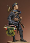 Metal Modeles French Alpine Chasseur, trumpeter 1918 - 1920