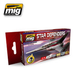 Ammo of MIG Star Defenders Sci-Fi Colors