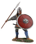 Wm. Britain Saxon Warrior Shield Wall Defender No.2