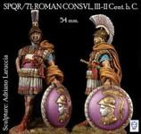 Alexandros Models - Roman Consul II Century B.C.