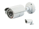 Weatherproof Bullet Camera 480 TVL