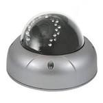 Vandal Proof 520 TVL Day & Night Dome Camera