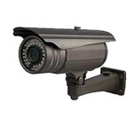 IP bullet camera with 600 TVL resolution