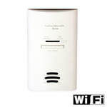 WiFi Carbon Monoxide Detector Hidden Camera