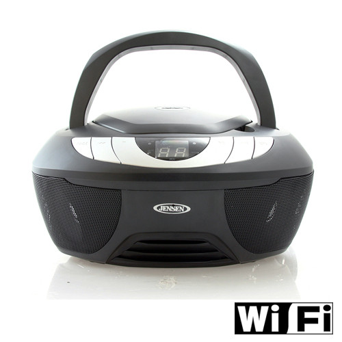 Wifi CD Player Hidden Camera