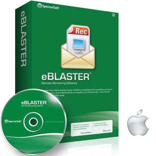 eBlaster for Mac (Remote Monitoring Software)