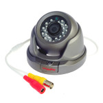 "DigiHiTech AHD Camera 1/2.7"" 1080p 2MP Night Vision 3.6mm Outdoor Indoor 24 IR LEDs Day and Night Weatherproof Color Dome Camera"