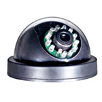 High Resolution Color Dome Camera