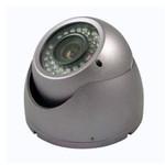 "1/3"" Sony CCD 550 TVL Weatherproof Outdoor Infrared Vari-Focal Dome Surveillance Camera"