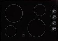 "Frigidaire 30"" Ready-Select Controls Ceramic Glass Electric Cooktop FFEC3024LB"