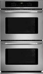 """Frigidaire 30"""" Self Clean Stainless Steel Double Wall Electric Oven FFET3025PS"""